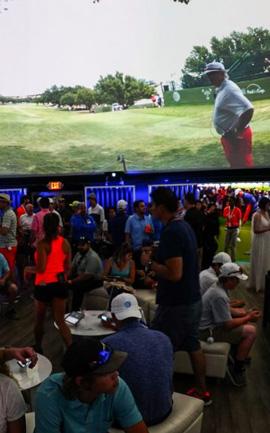 AT&T Fan Dome PGA 005