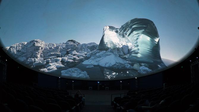 IMAX Dome / OMNIMAX Conversions to Digital Fulldome Theaters