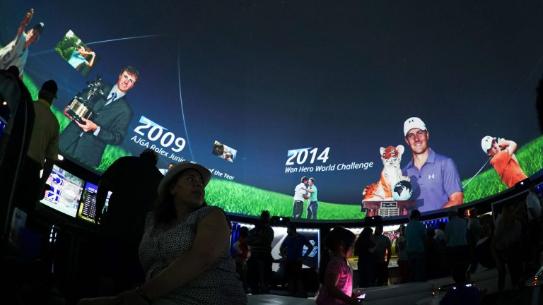 NFL Super Bowl LIV Miami Projection Mapping