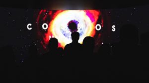 Cosmos Dome Comic-Con 10m 33ft Geodesic Projection Dome Omnispace360 005
