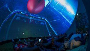 Marriott Superbowl Sleepover Dome 2017 003