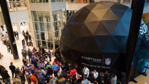 Marriott Superbowl Sleepover Dome 2017 014