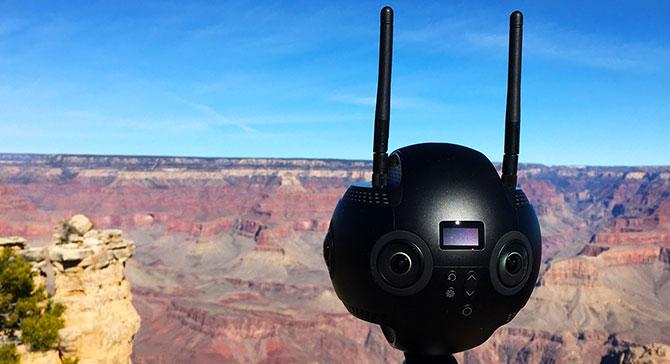 Omnispace360 Camera Technology