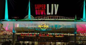 OMNISPACE360 NFL Projection Mapped Hologram Miami Super Bowl 2019 007