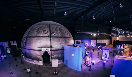 4K Planetarium Dome – Texas Museum of Science and Technology