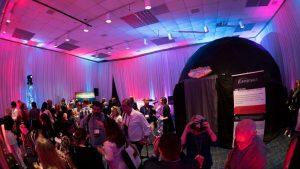 OMNISPACE360 LVCVA Geodesic Projection Dome Showcase 002