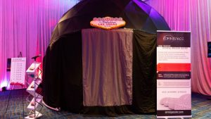 OMNISPACE360 LVCVA Geodesic Projection Dome Showcase 001